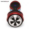 Original IO AngelBoard 2 Hoverboard rot Rad im FunShop Wien kaufen testen und probefahren