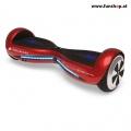 Original IO AngelBoard 2 Hoverboard rot Seite im FunShop Wien kaufen testen und probefahren