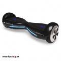 Original IO AngelBoard 2 Hoverboard schwarz Seite im FunShop Wien kaufen testen und probefahren