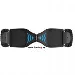 Original IO Hawk Cross Mini von oben in schwarz beim Hoverboard Experten FunShop Wien kaufen
