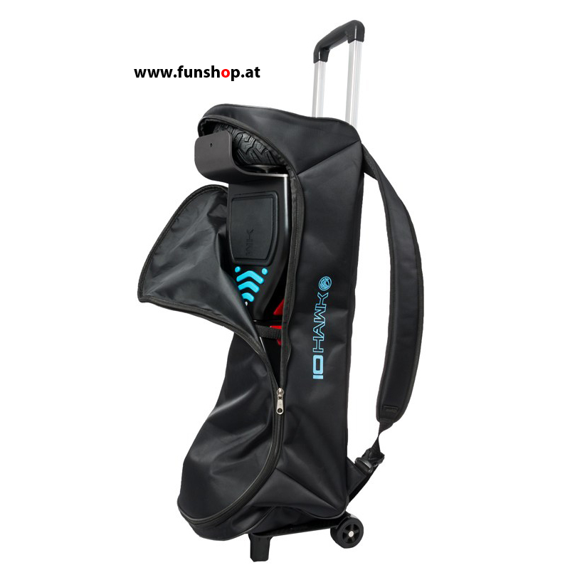 io hawk trolley rucksack f r hoverboards bis 10 reifen. Black Bedroom Furniture Sets. Home Design Ideas