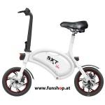 Original SXT Bike weiss Elektrofahrrad beim Experten für Elektromobilität im FunShop Wien kaufen testen und probefahren