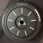 Original Segway Reifen Komplettrad tyer i2 SE und i2 SE GEN2 beim Experten für Elektromobilität im FunShop Wien kaufen