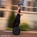 Original Segway i2 SE Personal Transporter für Frauen beim Experten für Elektromobilität im FunShop Wien testen probefahren und kaufen