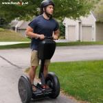 Original Segway i2 SE Personal Transporter für Männer beim Experten für Elektromobilität im FunShop Wien testen probefahren und kaufen