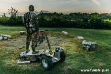 Original Segway x2 SE Camouflage Personal Transporter für die Jagd und Wild beim Experten für Elektromobilität im FunShop Wien testen probefahren und kaufen