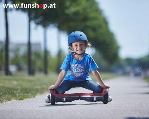 Oxboard Hoverboard Kind im FunShop Wien testen und kaufen 1