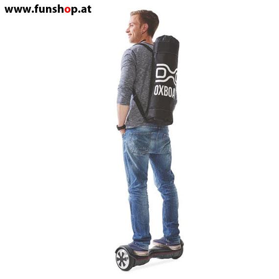 Oxboard Hoverboard mit Tasche im FunShop Wien testen und kaufen 1