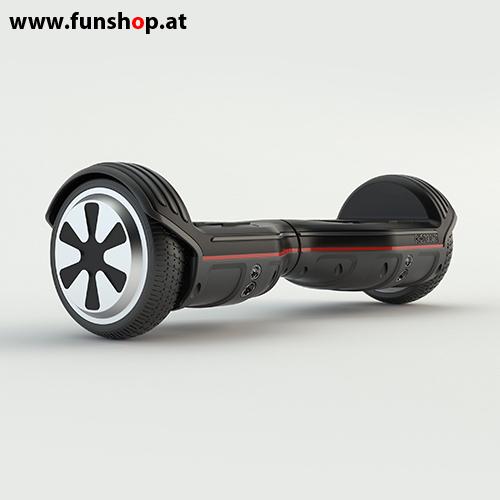 oxboard schwarz funshop kingsong evolve sxt ninebot. Black Bedroom Furniture Sets. Home Design Ideas
