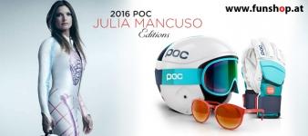 POC Helm Brille Handschuhe POC helmet gloves glasses goggles Julia Mancuso Edition im FunShop Wien kaufen