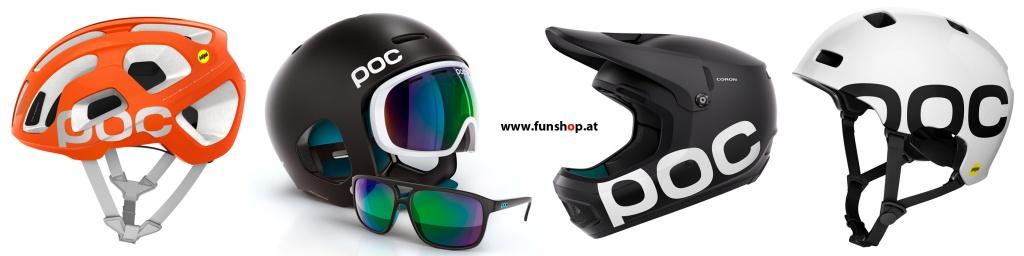 POC Helme helmets Octal AVIP Aaron Blunck Signature Edition Coron Crane MIPS im FunShop kaufen buy