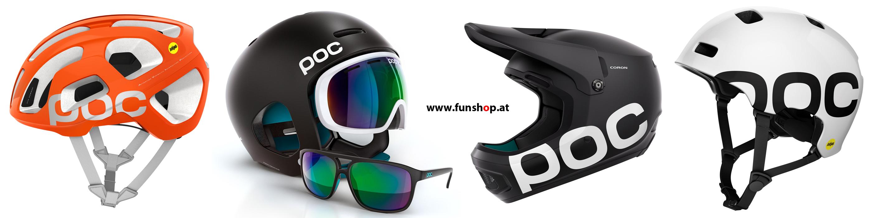 elegante Form detaillierter Blick feine handwerkskunst POC Helme, Sportbekleidung und Zubehör – FunShop | Kingsong ...