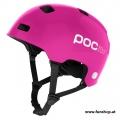 POCito Crane Outdoorhelm für Kinder in pink beim Experten für Elektromobilität im FunShop Wien testen und kaufen