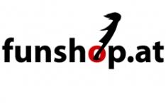 Logo und Grafik der Firma FunShop