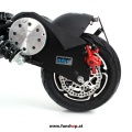SXT 1000 XL ECC schwarz Rad hinten im FunShop Wien kaufen und testen