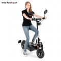 SXT 1000 XL ECC schwarz mit Mädchen im FunShop Wien kaufen und testen