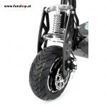 SXT 1600XL schwarz Vorderrad beim Experten für Elektromobilität im FunShop Wien testen und kaufen