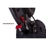 SXT Elektroscooter Buddy schwarz mit Luftreifen Faltmechanismus beim Experten für Elektromobilität im FunShop Wien testen probefahren und kaufen