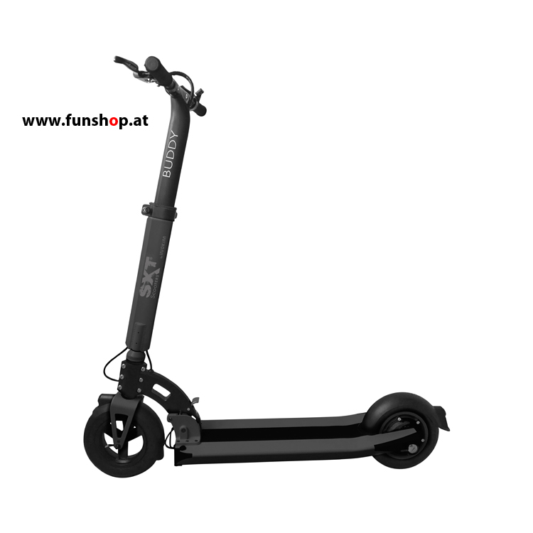 sxt scooter buddy schwarz funshop kingsong evolve sxt. Black Bedroom Furniture Sets. Home Design Ideas