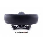 SXT Komfort Sattel von hinten für E-Scoote beim Experten für Elektromobilität im FunShop Wien kaufen