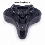 SXT Komfort Sattel von unten für E-Scoote beim Experten für Elektromobilität im FunShop Wien kaufen