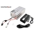 SXT Li-Ion Akku 36 Volt 30 Ah für Elektroscooter beim Experten für Elektromobilität im FunShop Wien kaufen