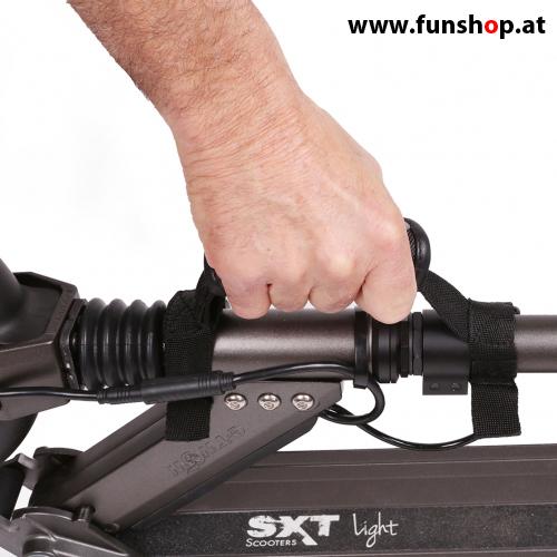 SXT Light Tragegriff für E-Scooter von SXT und E-Twow beim Experten für Elektromobilität im FunShop Wien kaufen