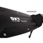SXT Ultimate Pro Dual Drive Elektro Scooter schwarz Trittbrett beim Experten für Elektromobilität im FunShop Wien Onlineshop kaufen testen und probefahren