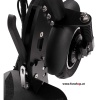 SXT Ultimate Pro Dual Drive Elektro Scooter schwarz Vorderrad beim Experten für Elektromobilität im FunShop Wien Onlineshop kaufen testen und probefahren