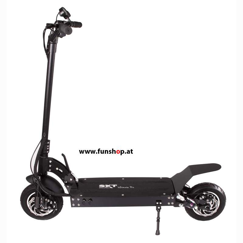 sxt elektroscooter ultimate pro dual drive funshop. Black Bedroom Furniture Sets. Home Design Ideas