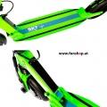 SXT light Elektro Scooter grün Trittbrett im FunShop Wien Onlineshop kaufen testen und probefahren