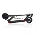SXT light Plus Elektro Scooter anthrazit zusammengelegt beim Experten für Elektromobilität im FunShop Wien Onlineshop kaufen testen und probefahren