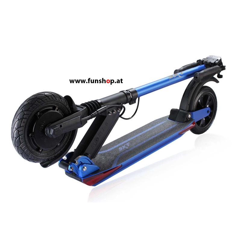 sxt scooter sxt light plus matt blau funshop kingsong. Black Bedroom Furniture Sets. Home Design Ideas
