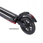 SXT light Plus Elektro Scooter matt schwarz Antirutschrad beim Experten für Elektromobilität im FunShop Wien Onlineshop kaufen testen und probefahren