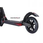 SXT light Plus Elektro Scooter matt schwarz Trittbrett beim Experten für Elektromobilität im FunShop Wien Onlineshop kaufen testen und probefahren