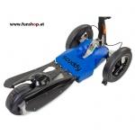 Scuddy Premium Sport blau aus der VOX Sendung Höhle der Löwen beim Experten für Elektromobilität im FunShop Wien testen probefahren und kaufen