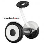 Segway miniLITE in weiss beim Experten von Elektromobilität im Funshop testen und kaufen