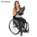 SmartDrive das elektrische Antriebssystem für ihren Rollstuhl mit Frau beim Experten für Elektromobilität im FunShop Wien testen und kaufen