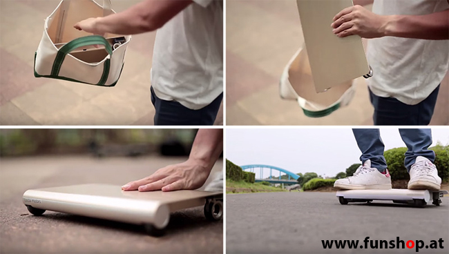 WalkCar Hoverboard elektrisches Einrad Segway im FunShop Wien kaufen 3