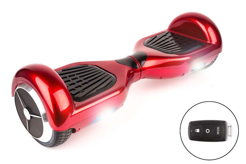 Wheeli 2 Wheels Back to the Future Mobile Tech Hover Shark NWS X Glider and X Rider Hoverboard rot nicht im FunShop Wien kaufen