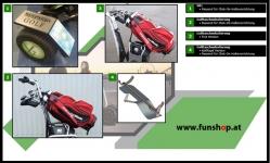 Zubehör und Ersatzteile accessories and spare parts Segway i2 x2 Golf beim Experten für Elektromobilität im FunShop Wien kaufen
