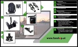 Zubehör und Ersatzteile accessories and spare parts Segway i2 x2 Transport 2 beim Experten für Elektromobilität im FunShop Wien kaufen