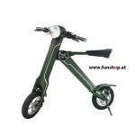 lehe-k1-plus-electric-scooter-olive-green-foldable-funshop-vienna-austria