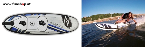 Das elektrische Surfboard Onean Carver beim FunShop Wien testen und kaufen